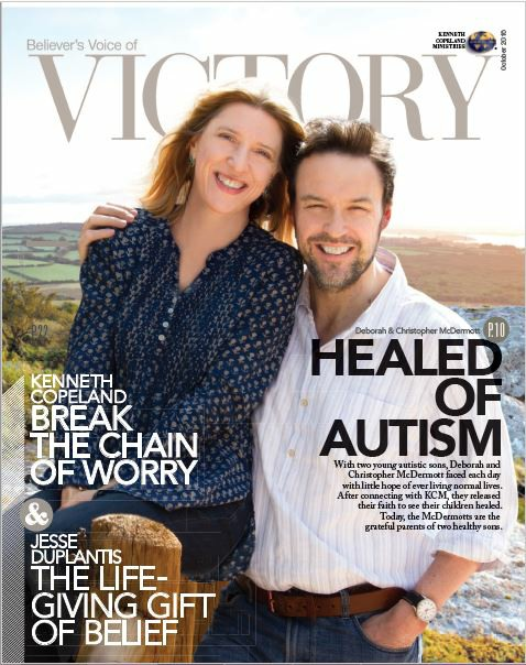 Healed of Autism: The Blessed Life