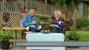 The Love of God Brings Covenant Power - Wednesday