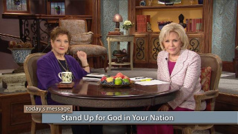 Stand Up for God in Your Nation - Thursday