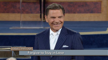 Forgive to Stay in Love -Friday