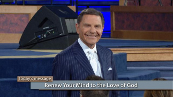 Renew Your Mind to the Love of God - Monday
