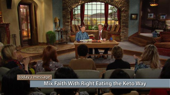 Mix Faith With Right Eating the Keto Way - Friday