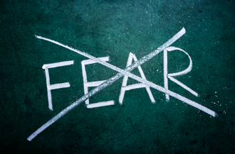 How to Live Free From Fear