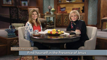 Find Yourself in the Presence of Jesus - Friday