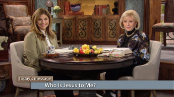 Who Is Jesus to Me? - Tuesday
