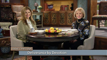 Deliverance by Devotion - Wednesday