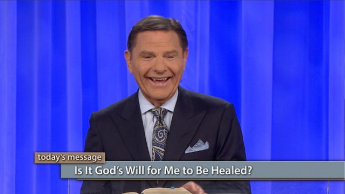 Is It God's Will for Me to Be Healed? - Monday