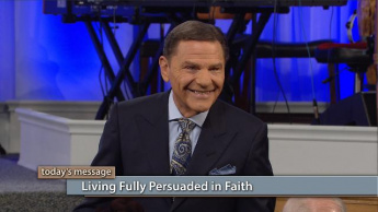 Living Fully Persuaded in Faith - Thursday