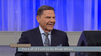 The Call of Faith to Be Made Whole - Tuesday