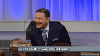 God's Will for You Is to Be Healed - Wednesday