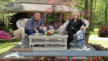 God's Will Is to Heal You - Tuesday