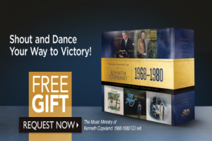 The Music Ministry of Kenneth Copeland: A Commemorative Music Collection 1968-1980