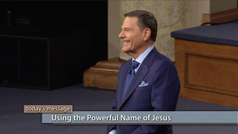 Using the Powerful Name of Jesus - Tuesday