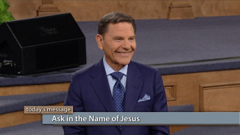 Ask, in the Name of Jesus - Wednesday
