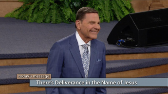 There's Deliverance in the Name of Jesus - Thursday