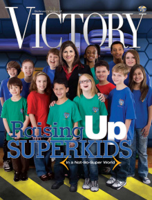 Raising Up Superkids