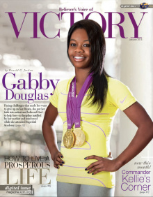 Olympic Champion: Still the Same Gabby