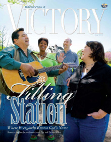 The Filling Station— Where Everybody Knows God's Name