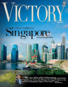 Vision Fulfilled in Singapore