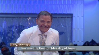 Receive the Healing Ministry of Jesus-Friday