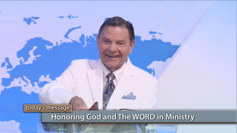 Honoring God and The WORD in Ministry-Thursday