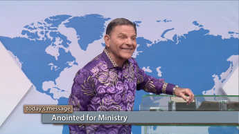 Anointed for Ministry-Tuesday