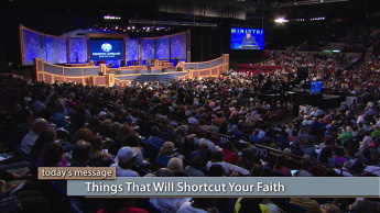 Things That Will Shortcut Your Faith - Thursday