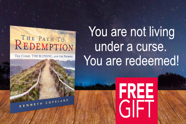 The Path to Redemption - The Curse, THE BLESSING and the Promise
