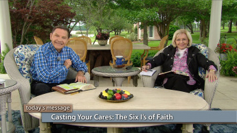 Use Your Faith to Receive Healing From Jesus - Wednesday