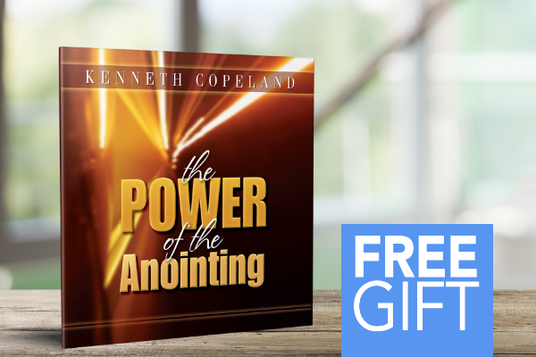 The Power of the Anointing Pkg
