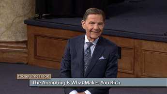 The Anointing Is What Makes You Rich - Friday