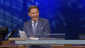 The Anointing Reverses the Curse - Monday