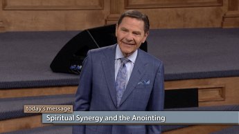 Spiritual Synergy and the Anointing - Thursday