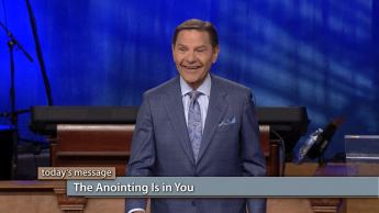 The Anointing Is in You - Tuesday