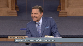 We Are Partakers of the Anointing - Wednesday