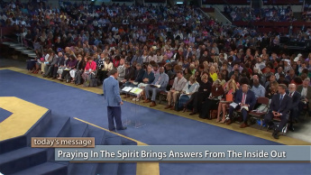 Praying in the Spirit Brings Answers From the Inside Out