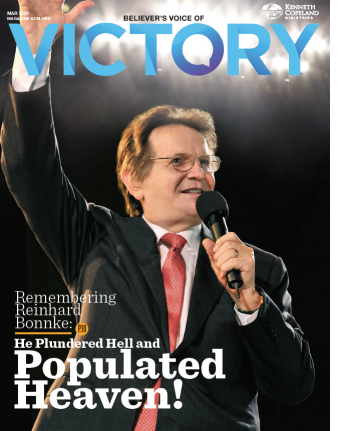 Remembering Reinhard Bonnke: He Plundered Hell and Populated Heaven!