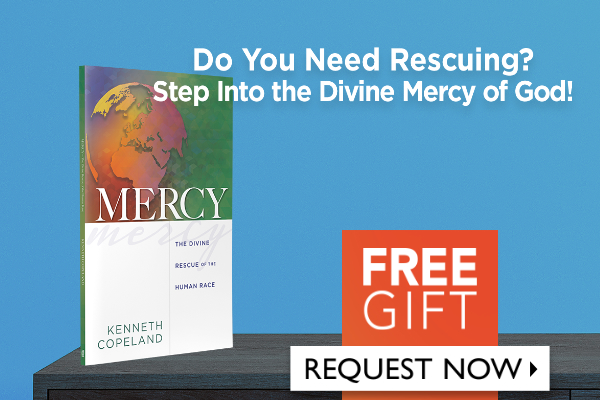 Mercy - The Divine Rescue of the Human Race