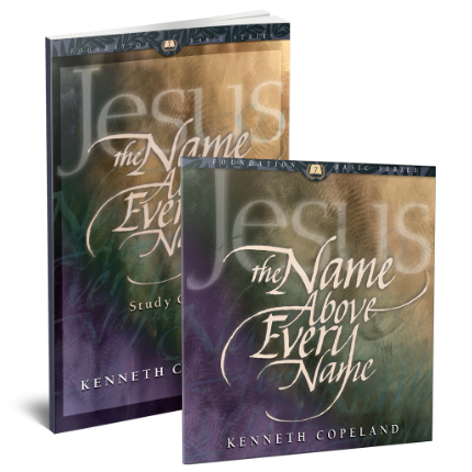 Power Of The Name Of Jesus Package